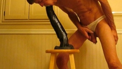 Pumped Ass for Horse Cock, Fist Fuck, and Big Penis Plug