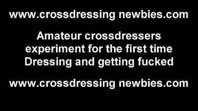 I want an alpha male the fuck my crossdressing ass