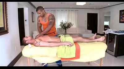Most excellent homo massage video