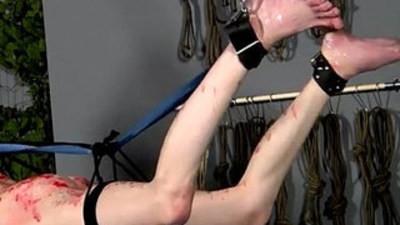 Sexy men Master Sebastian Kane has the sweet Aaron Aurora to play