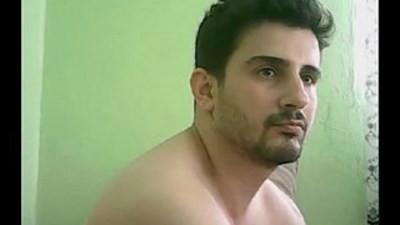 Brazilian sexy guy webcam anal dildoing
