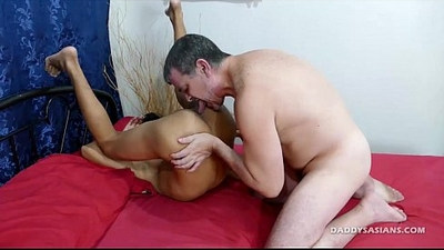 Daddy And The Cock Rider