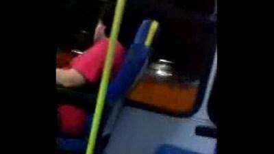 Show cock in bus ! Mostrando a Rola Para o Gordinho.!