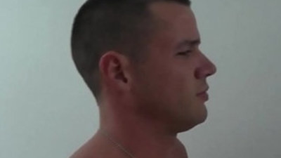 Pics of military cumshots and husky gay guy The Hazing, The Showering