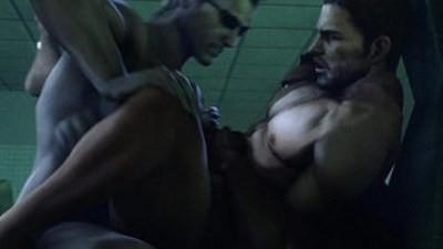 Resident Evil Anal Penetration StudioFOW