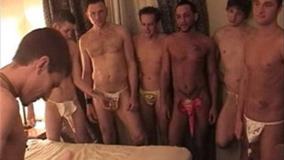 Sebastians Underwear Party