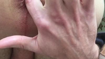 Me horny fingering my hot wet ass hole