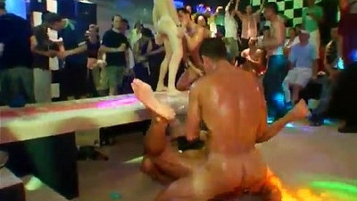 boy gay group sex cock snapchat This male stripper soiree is