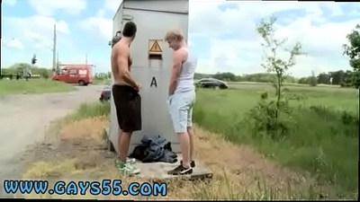 Outdoor boy pissing gay Anal Sex With Mother Nature!