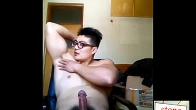 Asian Amateur Video Chinese Hunk Cam Jerk Off